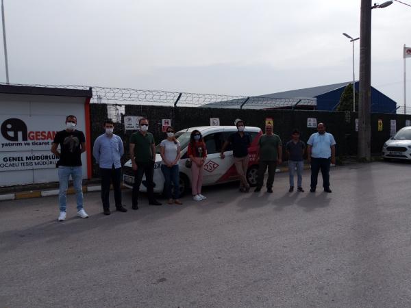 TSE LPG TANKER SAYAÇ KALİBRASYON EĞİTİMİ ÖLÇÜ ALETLERİ