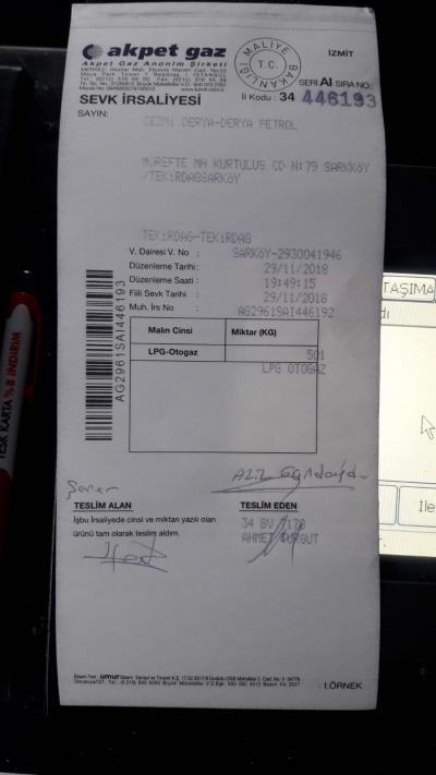 e-irsaliye e irsaliye mikro logo sap gib kontör