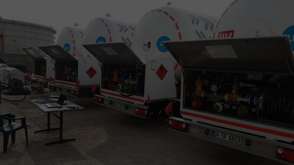 kalibrasyon servis lpg tanker mühür