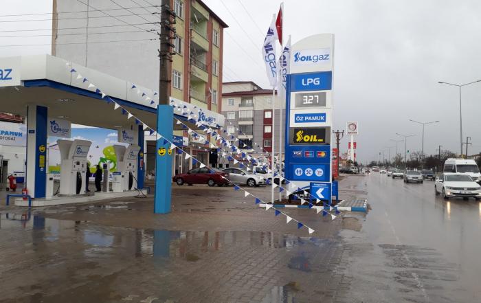 Tanker Enerji Lpg Akaryakıt LNG CNG